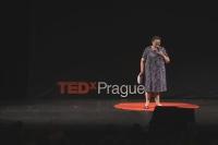 Jana Nováčková TEDxPrague ED